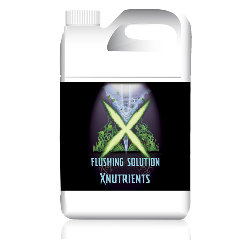 X Nutrients Flushing Solution (2.5 Gallon)