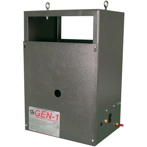 GEN-1 Natural Gas, CO2 Generator 6500'+