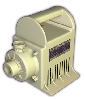 TNC 1/4 HP Pump - 1268 gph