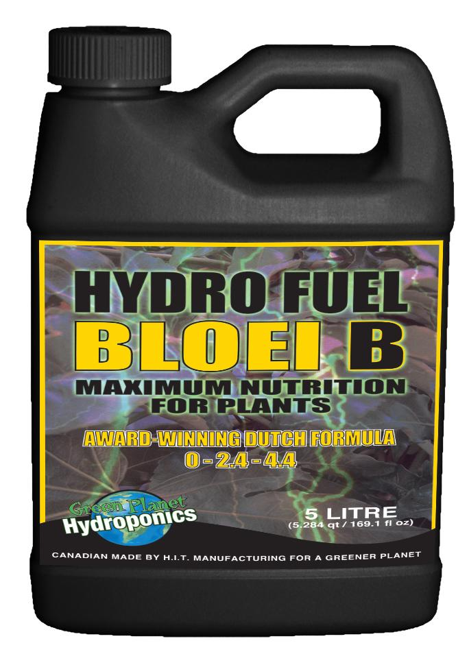 Hydro FUEL Blom Part B Bloom 4 Liter (Case-2)
