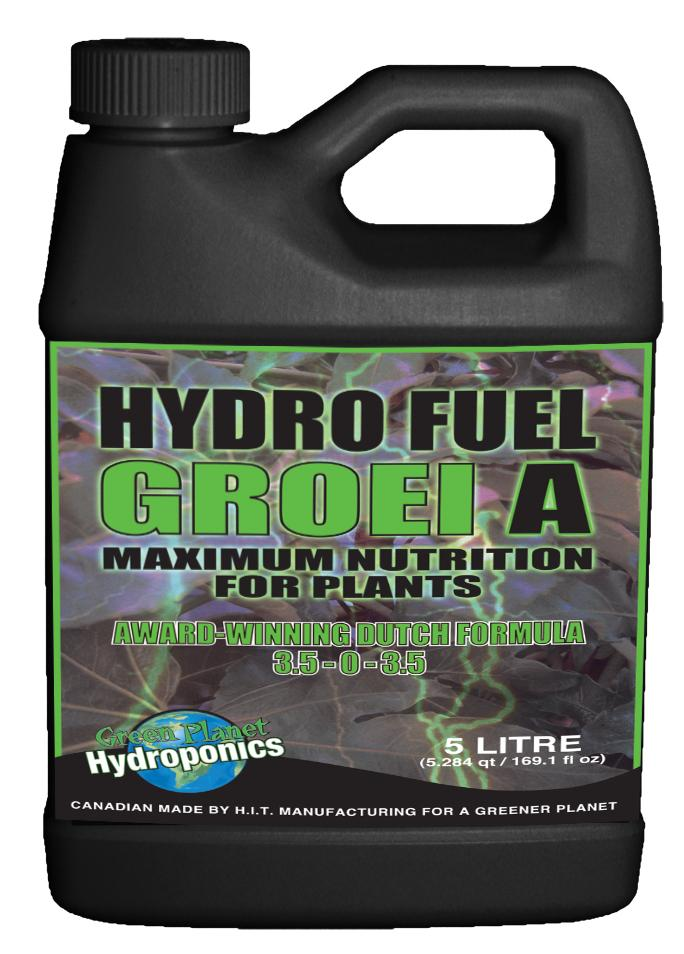 Hydro FUEL GROW Part A Grow 24 Liter