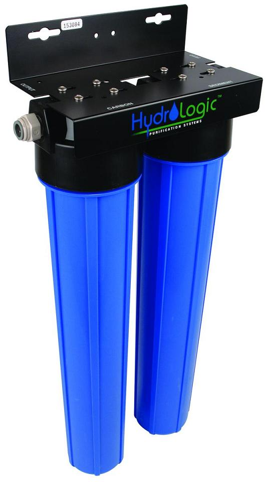 TALL BLUE - HIGH CAPACITY PRE-FILTER FOR THE MERLIN-GARDEN PRO
