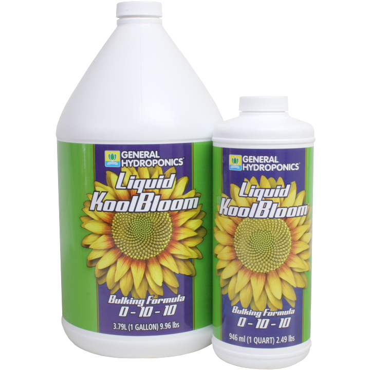 KoolBloom - Liquid. 1 Gallon