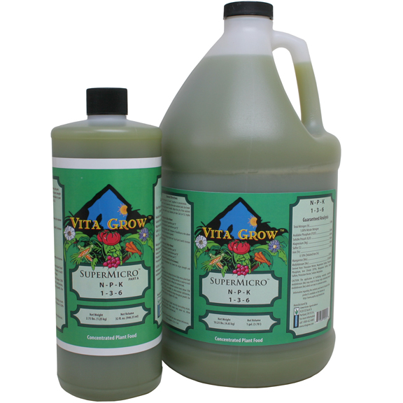 Super Micro Liquid 1-5-8. 1 Gallon