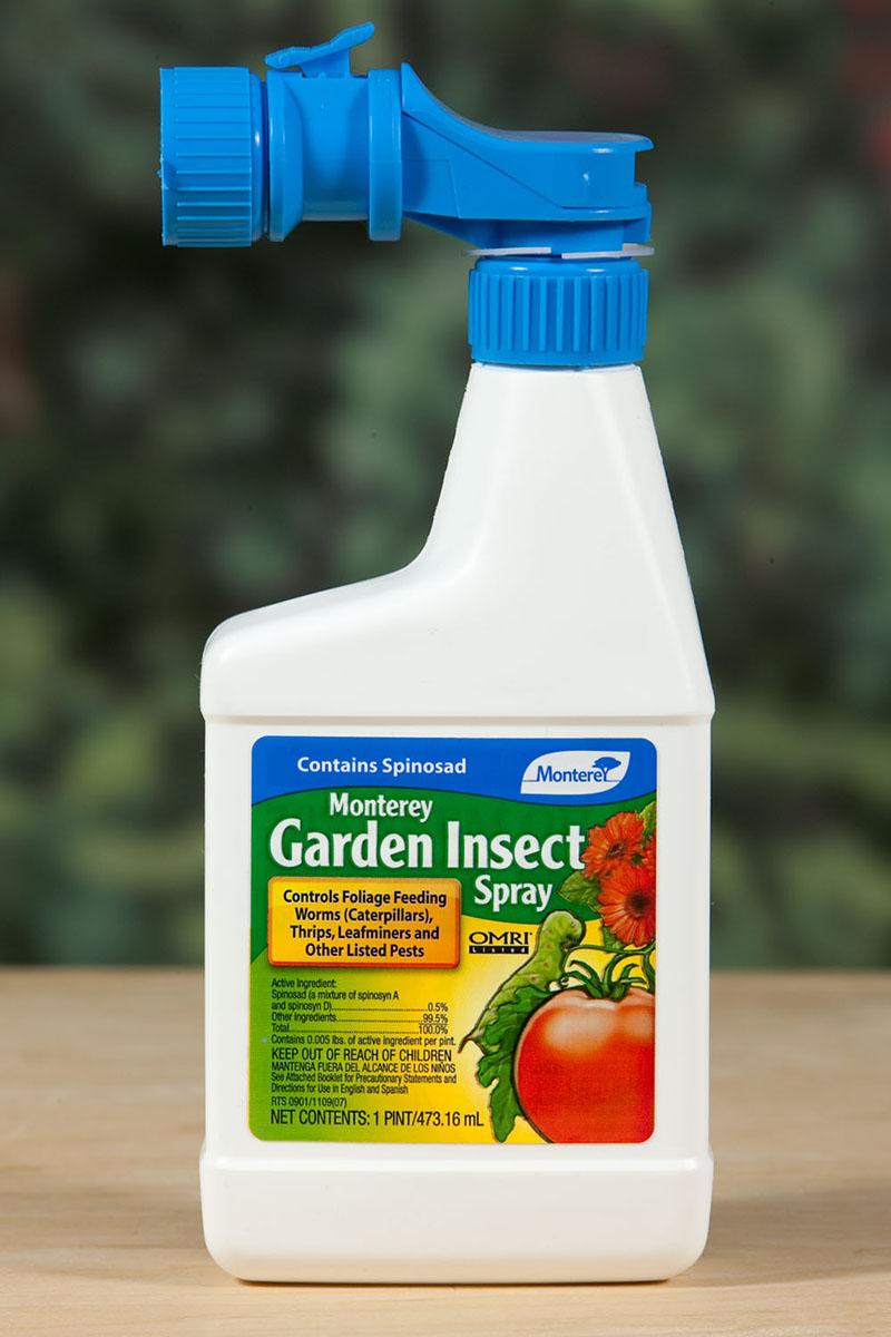 Monterey Lawn Garden Monterey Garden Insect Spray 1 Pt Rts Hf Mbr5010 Pest Disease