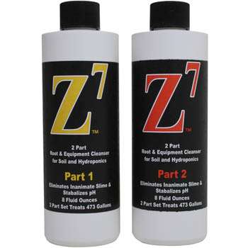 Z7 Hydro System Cleanser & pH Stabilizer 1 Quart Set