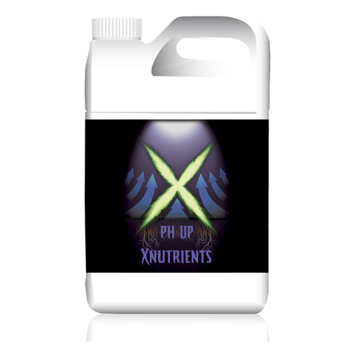 X Nutrients pH Up (5 Gallon)