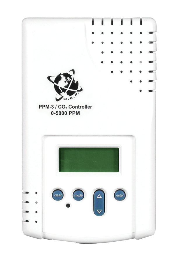CO2 CONTROLLER, SELF CONTAINED, W / EXTERNAL SETPOINT & CALIBRATION (Refurbished)