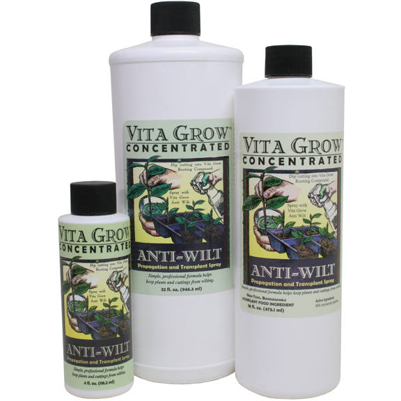 Anti-Wilt Concentrate. 16 fl oz