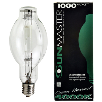 1000w Green Harvest U Metal Halide Lamp