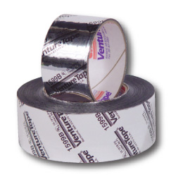 SILVER FLEX DUCT TAPE 120 YARDS (24/CASE)