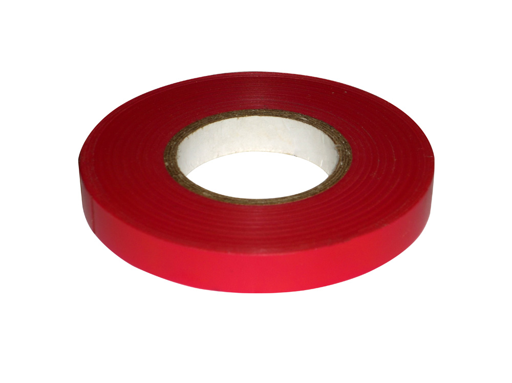 Small Rolls of red tape for ZL100, 20 per sleeve