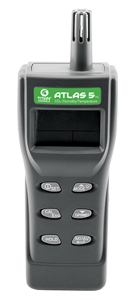 Atlas 5 � Portable handheld CO2, Temperature and Humidity monitor