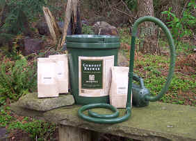 5-gallon Compost Tea Brewing System