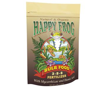 FOX FARM HAPPY FROG® HAPPY FROG BULB FOOD 3-8-8 -  4 LB BAG