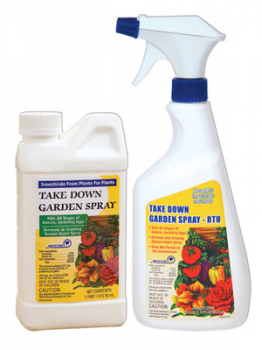 Take Down Garden Spray RTU 32oz (12/Cs)