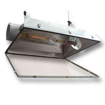 "El Jefe Double 8"" Dual Lamp Reflector"