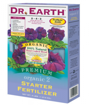 Dr. Earth Starter Fertilizer 50lb