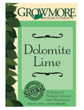 Grow More Dolomite Lime 4lb (10/Cs)