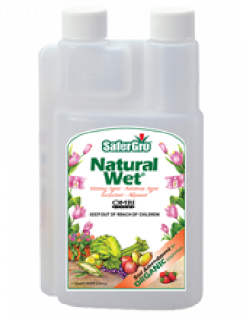 Safergro Natural Wet Quart  (12/Cs)