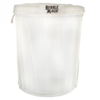 Bubble Magic 220 Micron Zipper Washing Bag-5 gal.