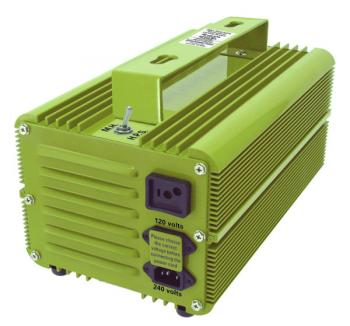 400W SWITCHABLE XTREME BALLAST