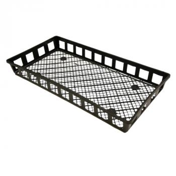 "10"" x 20"" Web Tray with Side Openings"
