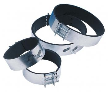 "MOUNTING CLAMP 8"" (NOISE REDUCTION CLAMP)"