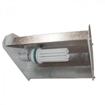 Florescent Light with Basic Reflector-125W