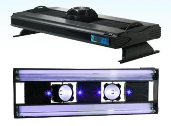 AquaticLife LIGHT 72IN 3-150W HID 4-T5 HO 6 LUNAR