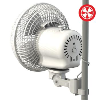 20W Monkey Fan Oscillating Version 2
