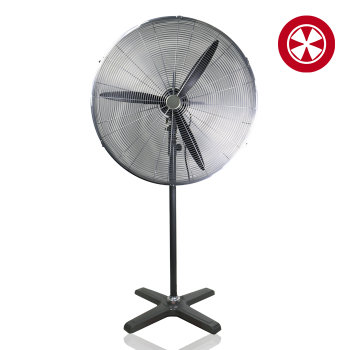 "30"" Industrial Pedestal Fan"