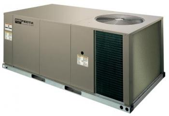 Ideal-Air DriFecta 3 Ton Packaged Commercial R-410A Gas/Electric Air Conditioner, 100 MBH, 208/230V 3Ph 60Hz