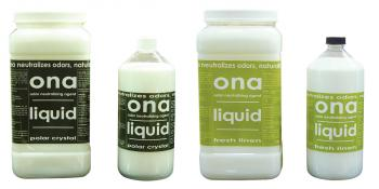 ONA LIQUID - FRESH LINEN QUART (9/CASE)