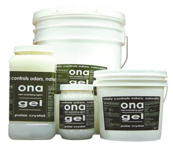 ONA GEL - POLAR CRYSTAL GALLON (FOR ODOR STOP) (4/CASE)