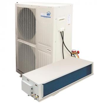 Ideal-Air 5 Ton Mega Split, 208/230 V 1ph, 60,000 BTU Heat Pump