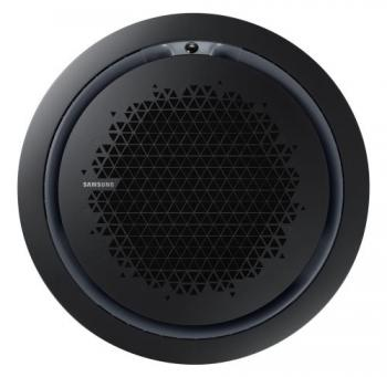 Samsung 360 Ceiling Cassette Round Grill - Black for 700548