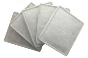 Can-Fan Replacement Intake Filter 4 in - 6 in (5/Cs)