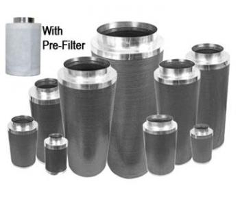 "PHRESH CARBONAIRE FILTER 14"" X 50"" XL - 3800 CFM"