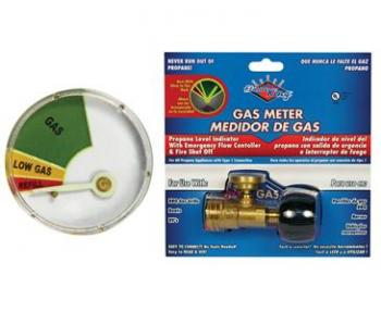 FLAME KING LP GAS METER