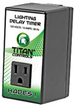 TITAN CONTROLS® HADES 1 - 15 MINUTE DELAY TIMER