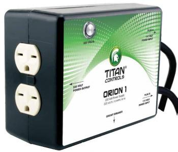 Orion 1 � 220 Volt Power Supply | 15 AMPS | 60 Hz