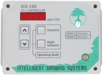 PNG IGS-100 CO2 CONTROL WITH AUXILLARY SHUT OFOX FARM OUTPUT