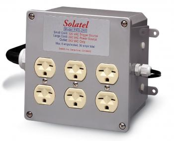 SOLATEL PWX-240 POWER EXPANDER - 240 VOLT