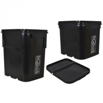 EZ Store Container/Bucket 13 Gallon