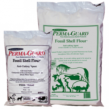 Perma Guard Diatomaceous Earth OMRI Food Grade 2lb (10/Cs)