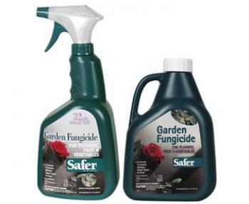 SAFER� BRAND GARDEN FUNGICIDE CONCENTRATE OMRI LISTED - 16OZ RTU (6/CASE) (COMING - SPRING 2008)