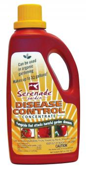 SERENADE® GARDEN DISEASE CONTROL OMRI LISTED - 32 OZ (6/CS)