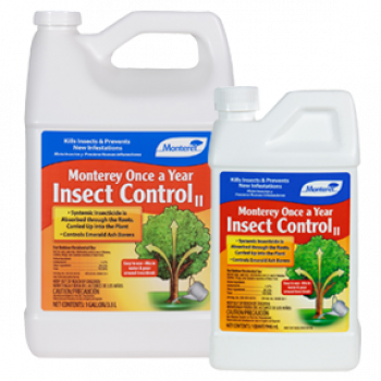 Monterey Once A Year Insect Control II Quart (12/Cs)