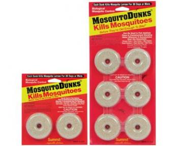 MOSQUITO DUNKS 2/CARD (12/CASE)